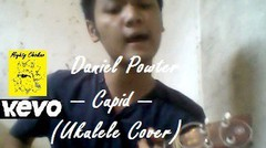 Daniel Powter - Cupid (Ukulele Cover By Gita Gutabrak)