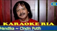 Lagu Paling Populer | Caca Handika ~ Cincin Putih (Versi Karaoke)