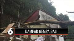 BMKG: Gempa Dangkal di Bali Mengakibatkan Tanah Longsor dengan Dampak yang Masif   Liputan 6