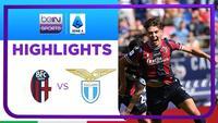 Match Highlights | Bologna 3 vs 0 Lazio | Serie A 2021/2022
