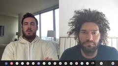 Pat Connaughton and Robin Lopez (Milwaukee Bucks) Video Conference Call (Tues., May 5)
