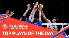 Top Plays of the Day   VNL MEN'S 22/06/2021