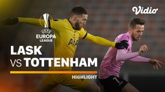 Highlight - LASK vs Tottenham I UEFA Europa League 2020/2021
