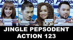 DUO KECE  feat DUO LUCKY Jingle Pepsodent Action #Pepsodent123