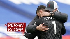 Peran Jurgen Klopp dalam Gol Alisson Becker untuk Liverpool