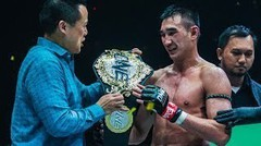 History Of The ONE Featherweight Muay Thai World Title