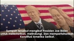 Joko Widodo ucapkan selamat kepada Presiden baru Amerika Serikat