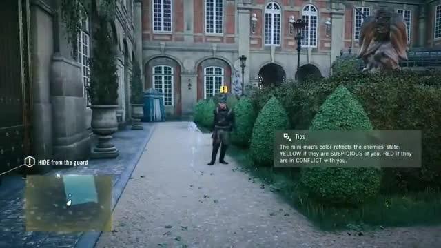 Assassin S Creed Unity Walkthrough Gameplay Part 1 Memories