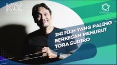 Ini Film yang Paling Berkesan Menurut Tora Sudiro