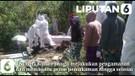 Saat TNI Bantu Pemakaman Pasien Covid-19 di Bali