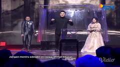 Panggung SCTV Award 2018 Dibuat Tegang Demian
