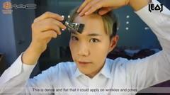 Tutorial Makeup Pria Untuk Pemotretan