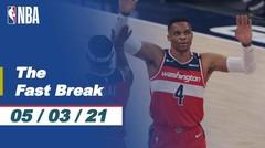 The Fast Break | Cuplikan Pertandingan - 5 Maret 2021 | NBA Regular Season 2020/21