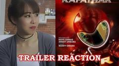 RAFATHAR THE MOVIE - Trailer Reaction w/ Rena Bachtiar