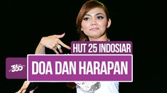 Celeb Update! Doa dan Harapan Rina Nose di Konser Pesta Perak | HUT 25 Indosiar