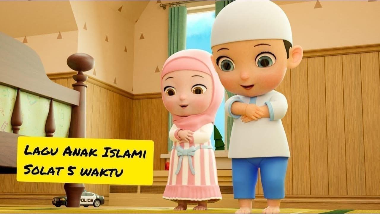 Gambar Animasi Anak Muslim Pergi Sholat Streaming Lagu Anak Islami Sholat 5 Waktu Lagu Anak Indonesia Nursery Rhymes Vidio Com
