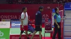 Bulutangkis - 13 Oktober - Asian Para Games 2018