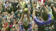 Didier Deschamps, Juara Sebagai Kapten Tim dan Pelatih