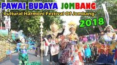 PAWAI BUDAYA JOMBANG 2018