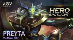 Preyta - Hero Spotlight Garena AOV (Arena Of Valor)