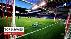 5 Saves Terbaik Pekan 27 Bundesliga, Termasuk Penyelamatan Krusial Manuel Neuer dan Yann Sommer