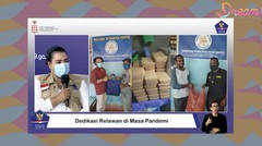 VIDEO: Cerita Relawan Covid-19, Tergerak Demi Bantu Indonesia
