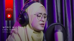 Woro Widowati - Cinta Semu (Official Lyric Video)
