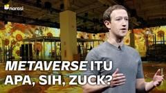 Metaverse: Semesta Nyata-Virtual Idaman Facebook