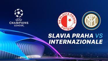 Live Streaming Slavia Praha vs Inter Milan