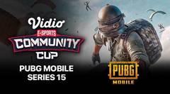 PUBG Mobile Series 15 - FINAL DAY