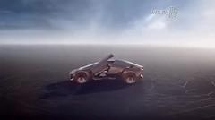Konsep Mobil Menyetir Sendiri BMW