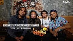 "Eksklusif Interview Single ""FALLIN"" bareng Steven & Coconuttreez"