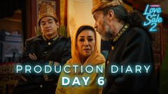 LOVE FOR SALE 2 - Production Diary Day 6