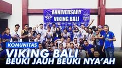 Viking Bali : Beuki Jauh Beuki Nya'ah