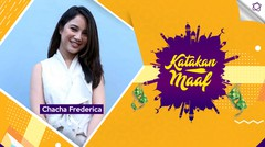Lebaran Tiba, Chacha Frederica Ucapkan Maaf untuk...