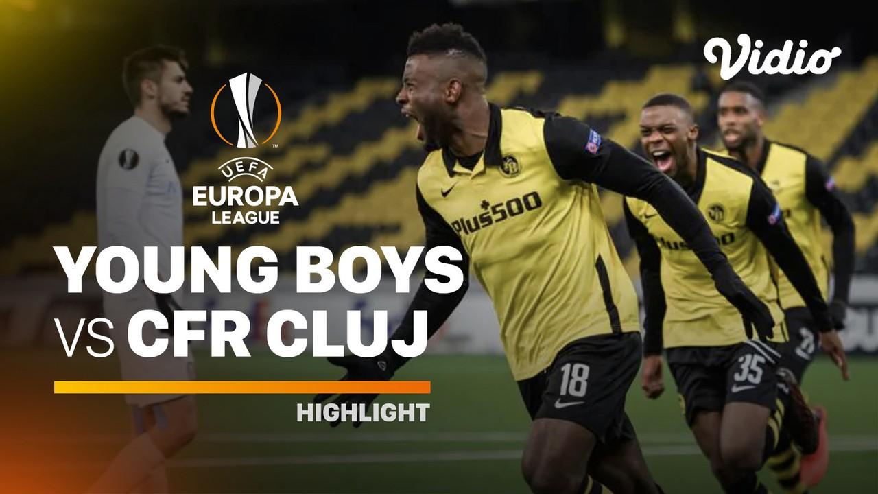 Streaming Highlight - Young Boys vs CFR Cluj I UEFA Europa ...