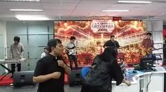 LUNA - Saturday Night - Live perform at Jawa Pos 15 Dec 2015