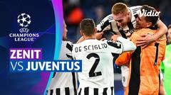 Mini Match - Zenit vs Juventus   UEFA Champions League 2021/2022