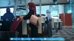 Intip Kesiapan Bandara Ketajati Menyambut New Normal