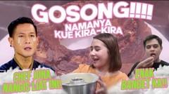 MASAK KUE DADAKAN UNTUK BUKA PUASA!!! GOSONG TAPI ENAK GUYS... | DIARY PRILLY