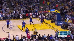 """Best of Stephen Curry """"how did that go in?"""" shots from the last 5 seasons"""