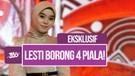 Eksklusif! Wow, Lesti Kejora Borong 4 Piala di Konser Sosial Media LIDA 2020