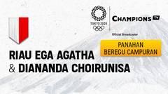 Full Match | Panahan Beregu Campuran | Olimpiade Tokyo 2020