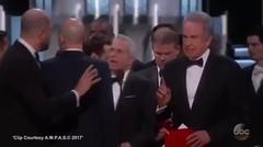 Waduh Salah Sebut Pemenang!! Best Picture Di Piala Oscar 2017