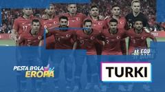 Profil Tim Turki di Piala Eropa 2020