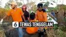 Hindari Kejaran Polisi, Pencuri Malah Tewas Tenggelam di Sungai