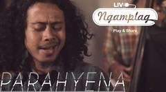 NGAMPLAG - PARAHYENA [Live Accoustic Music + Interview] at Jack Runner Coffee BANDUNG