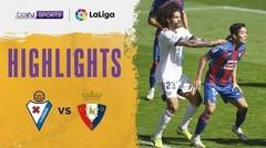 Match Highlight   Eibar 0 vs 0 Osasuna   La Liga Santander 2020