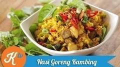 Resep Nasi Goreng Kambing (Lamb Fried Rice Recipe Video) | GERRY GIRIANZA