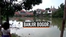 Banjir Belum Surut, Ibu Rumah Tangga Menangis